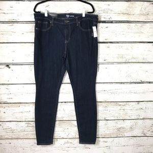 NWT Gap Denim Legging (Jeans) Size 16 Reg or 33